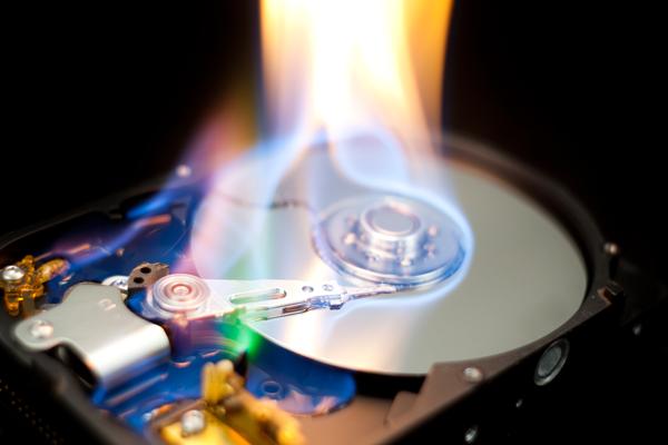 unsafe data destruction method