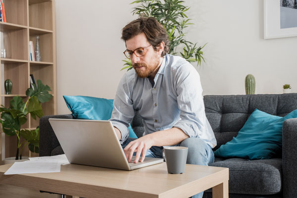Technology Remote Worker