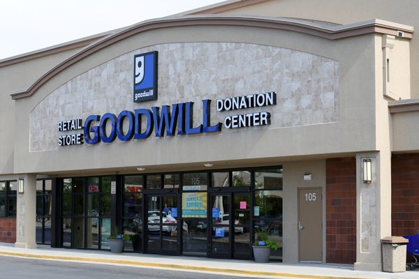 Goodwill and Dell Reconnect Program